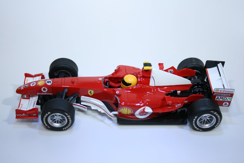 326 Ferrari 248-f1 2006 P Massa Scalextric C2752 2007 Boxed