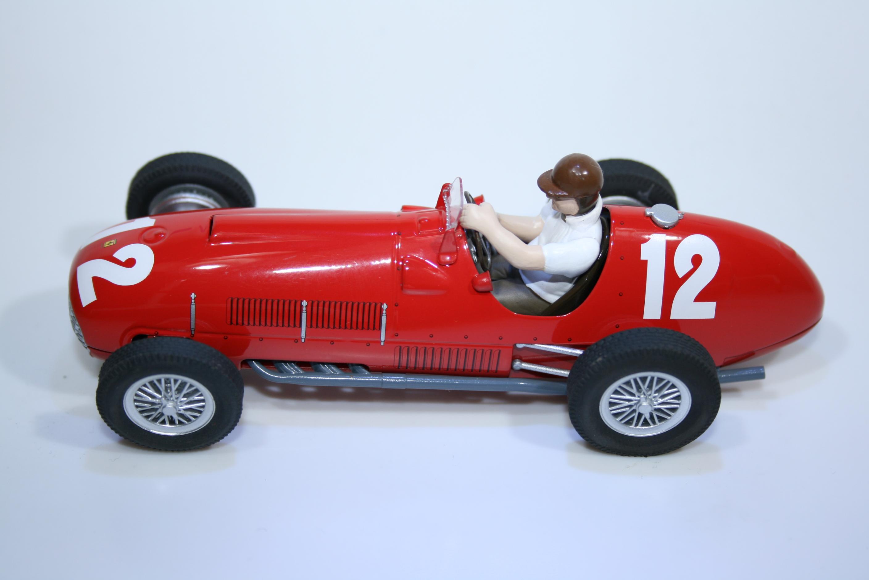 329 Ferrari 375 F1 1951 J Gonzalez Scalextric C2782A 2007 Boxed