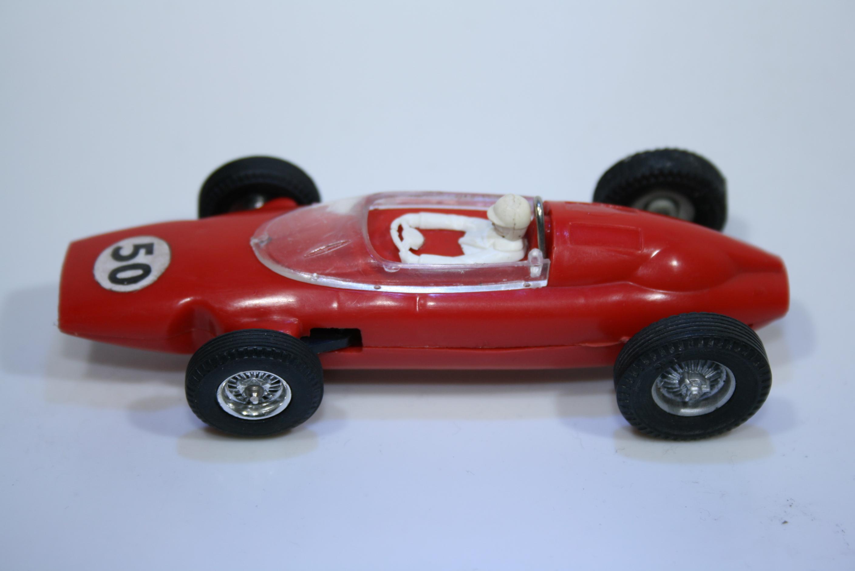 335 Ferrari 156 Aero 1963 J Surtees Jouef 361