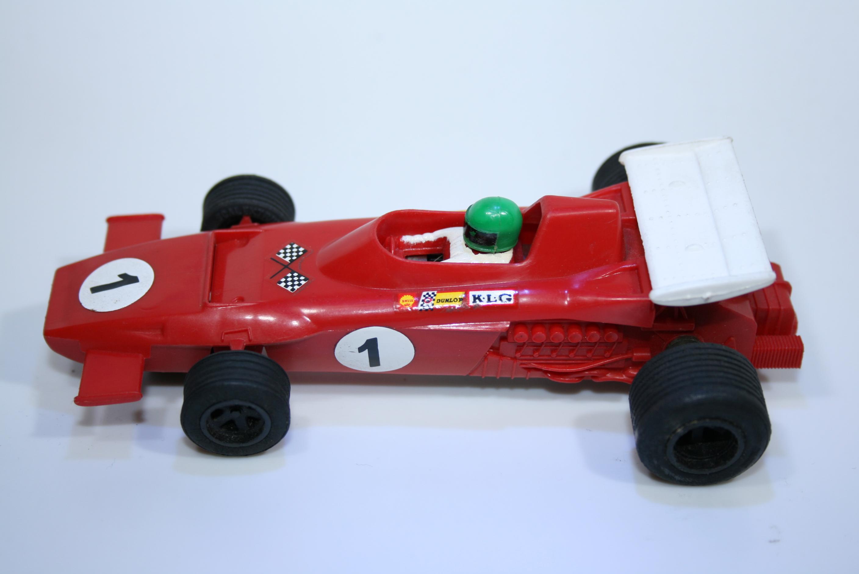 352 Ferrari 312 B2 1970 C Regazzoni Scalextric C29 1970