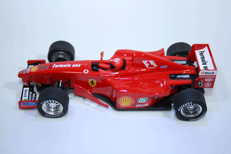 372 Ferrari 399 1999 M Schumacher Proslot PS1021 1999 Boxed