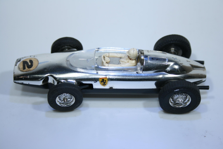 393 Ferrari 156 Aero 1963 J Surtees Jouef 361