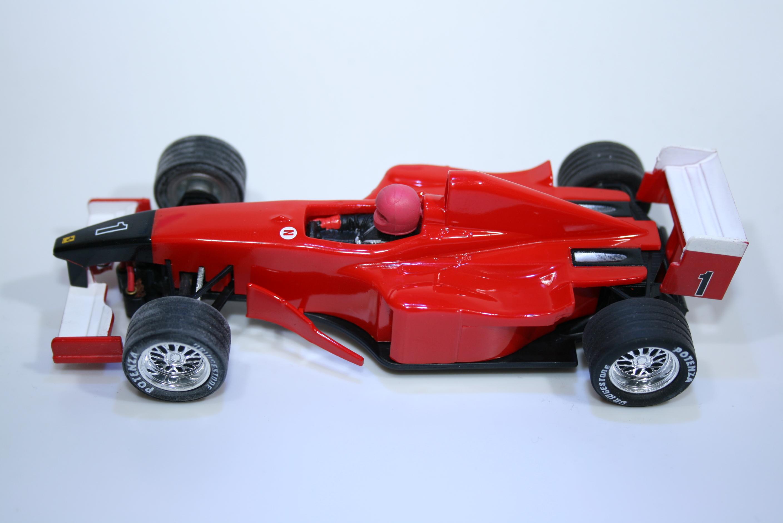 408 Ferrari F1-2001 2001 M Schumacher Proslot PS1061 2001 Boxed