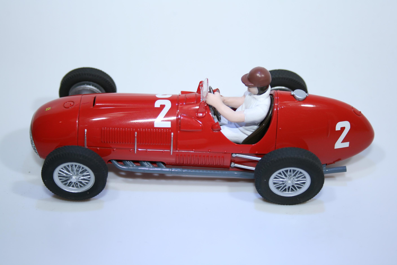 453 Ferrari 375 F1 1951 A Ascari Scalextric C2915 2008 Boxed
