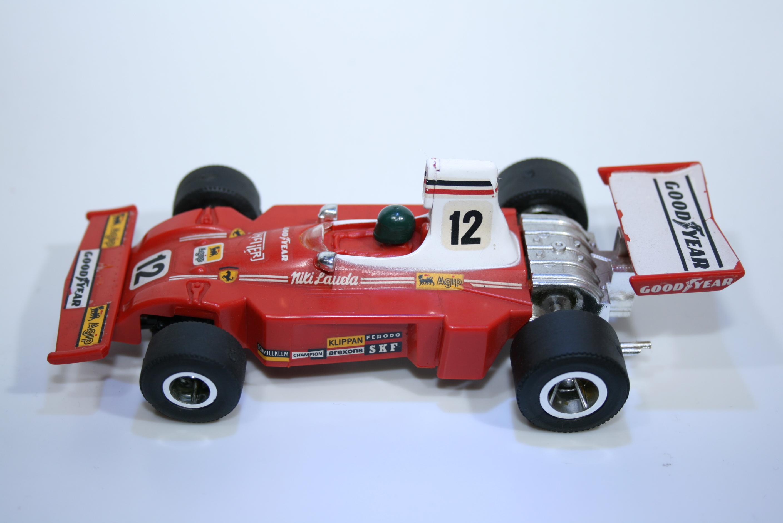 460 Ferrari 312T 1975 N Lauda MRRC 6000 1977 Boxed