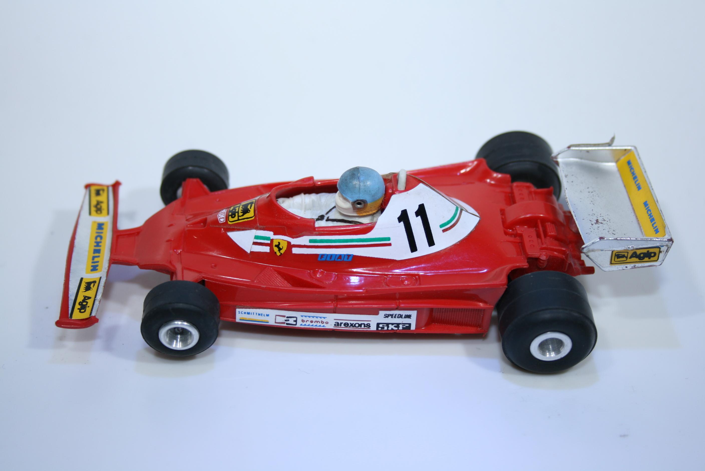 475 Ferrari 312 T2 1977 N Lauda Polistil A306 1978