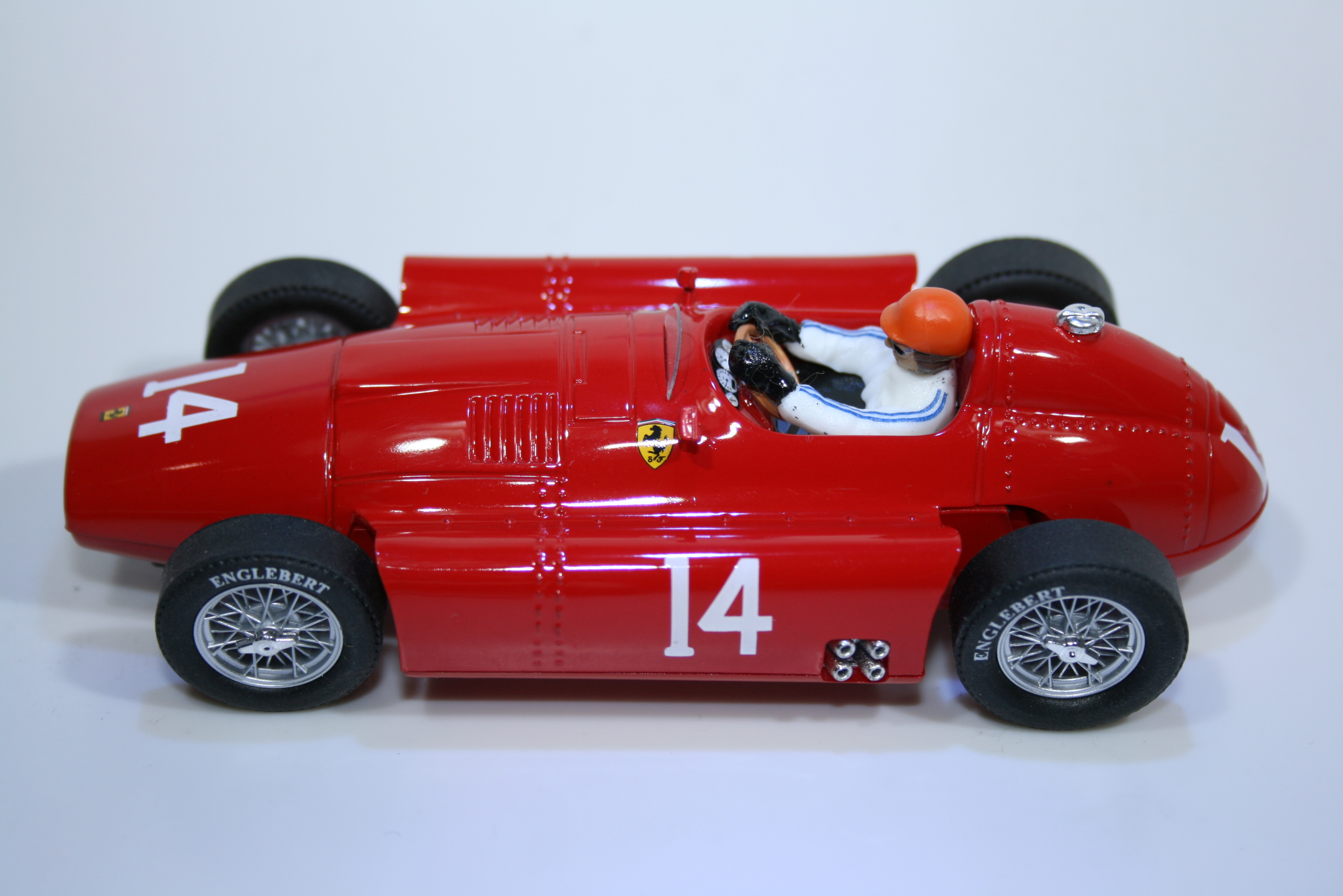 525 Ferrari D-50 1956 P Collins Cartrix CTX0965 2009 Boxed