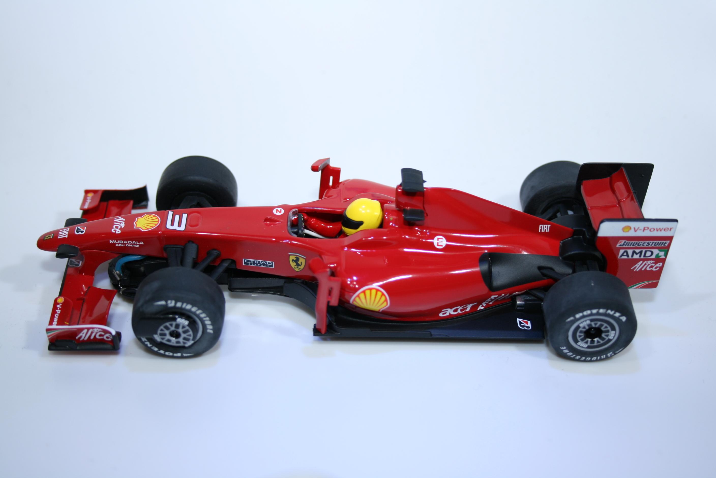 571 Ferrari F60 2009 K Raikkonen Scalextric C3052 2010 Boxed