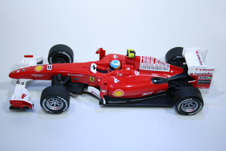 572 Ferrari F10 2010 F Alonso Carrera 27323 2010 Boxed