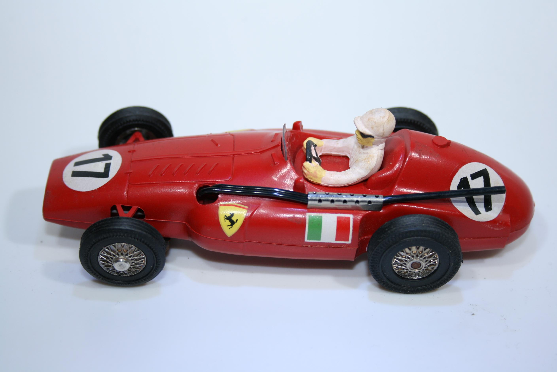 602 Ferrari F555 1956 E Castelotti Marklin 1301 Boxed