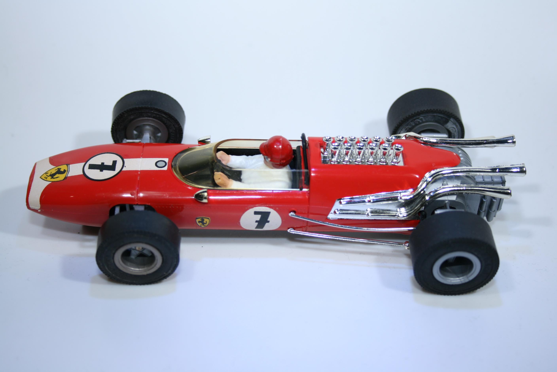 611 Ferrari 158 1965 J Surtees Fleischmann 3200 Boxed