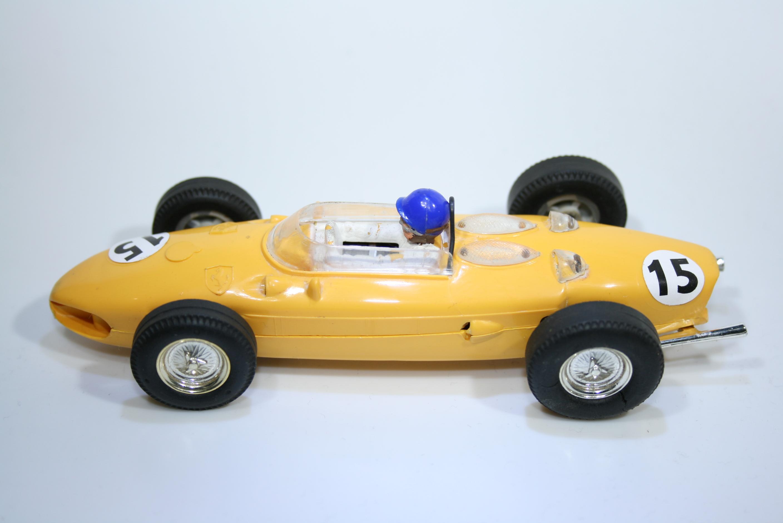 627 Ferrari 156 1962 P Hill Scalextric C62 1962-65