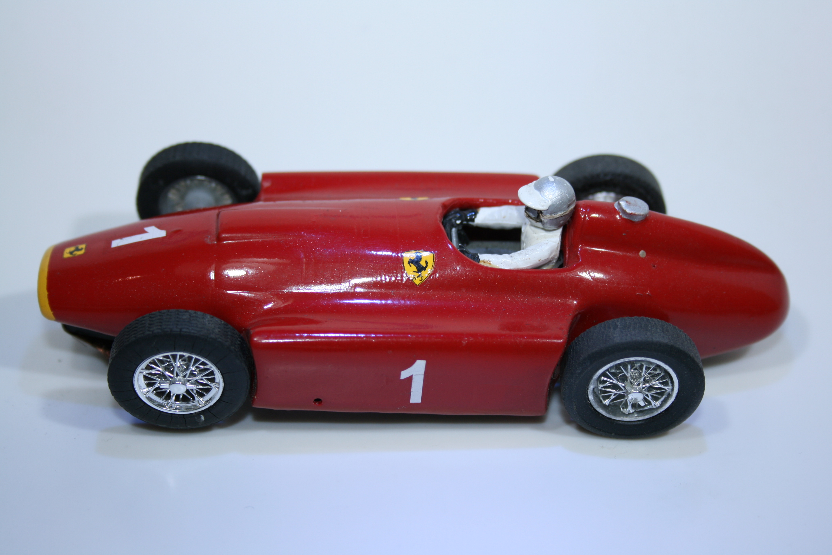 646 Ferrari D-50 1956 A De Portago Scratch Build