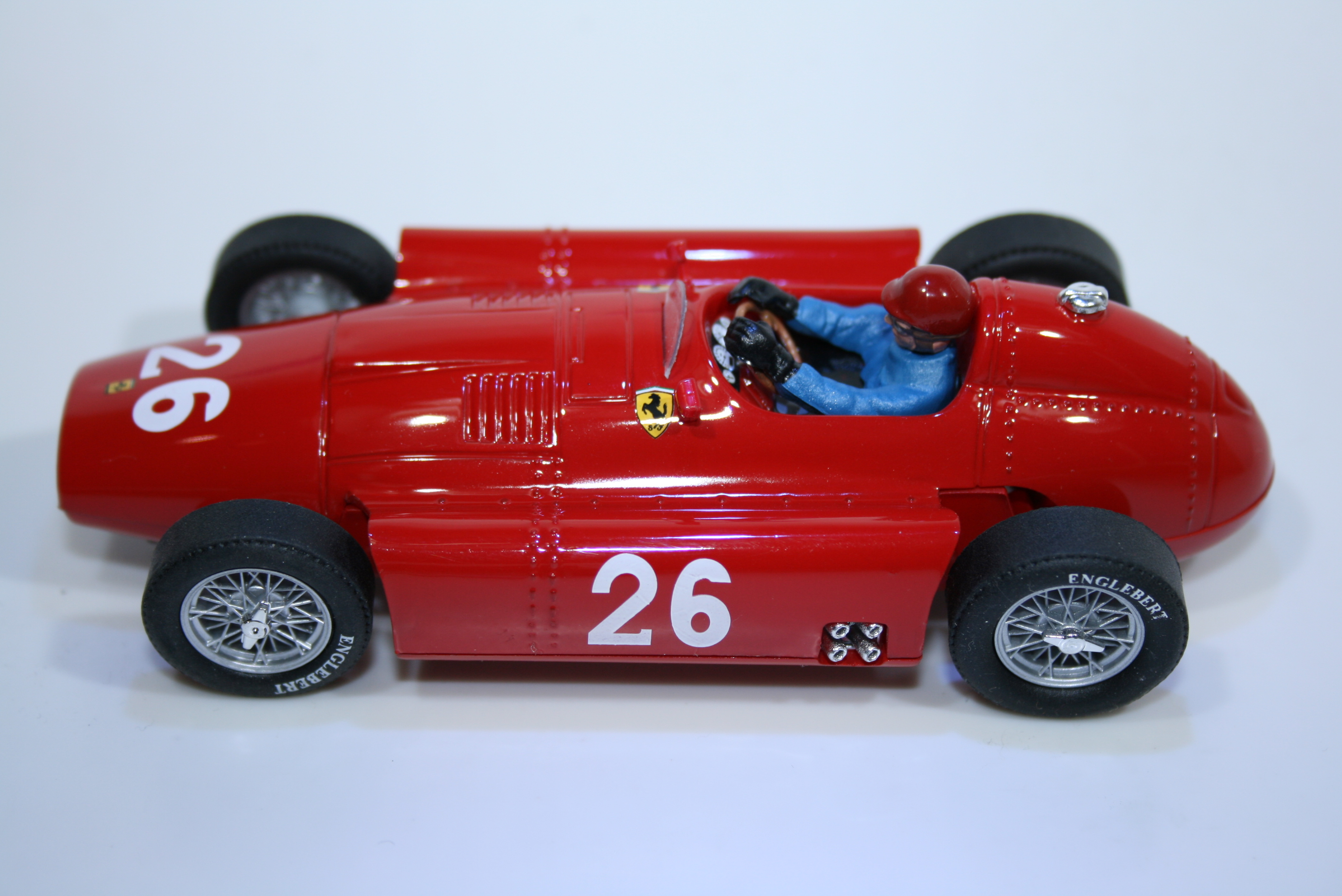 731 Ferrari D-50 1956 P Collins Cartrix CTX0028 2013 Boxed