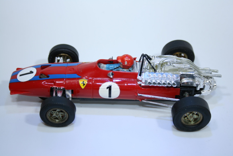 792 Ferrari 312 1967 L Bandini Carrera 40405 1971-76