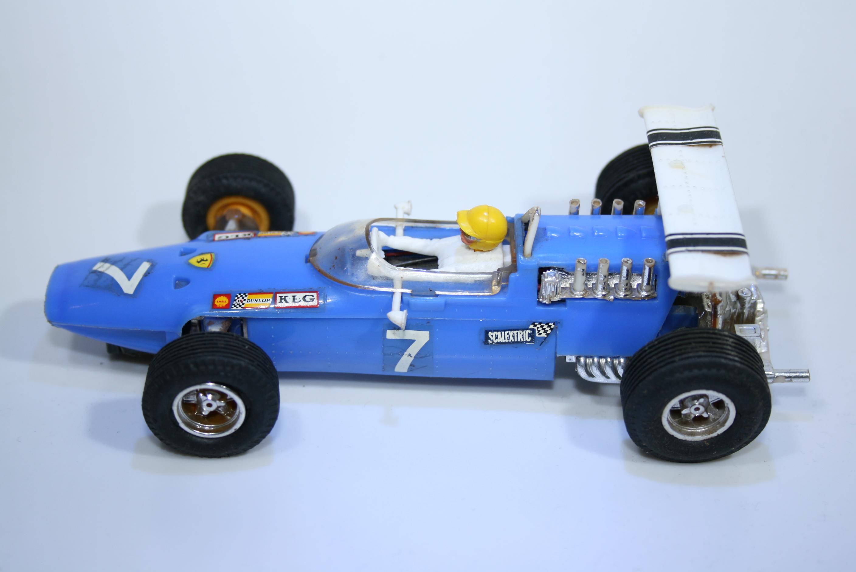 798 Ferrari 158 1964-65 J Surtess Scalextric C9 1969-72