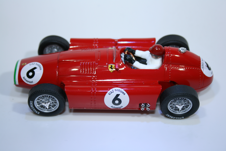 825 Ferrari D-50 1956 J M Fangio Cartrix CTX0018 2014 Boxed