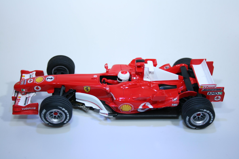 837 Ferrari F2005 2005 R Barrichello Carrera 27118 2006 Boxed