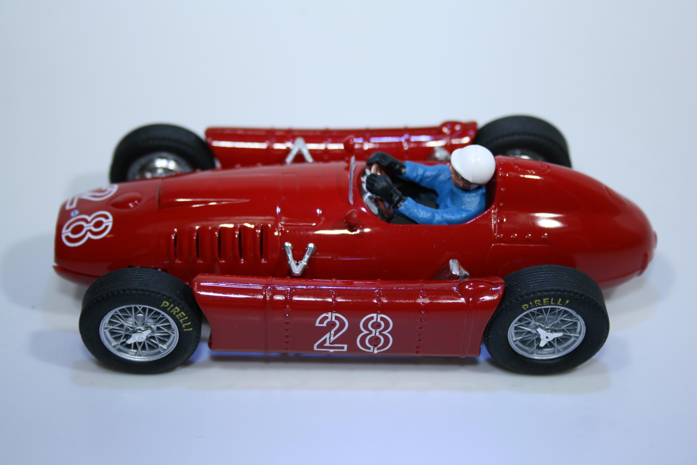 854 Ferrari D-50 1955 L Villoresi Cartrix CTX0034 2014 Boxed