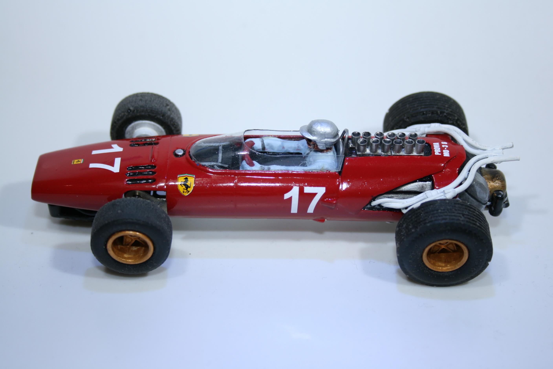 855 Ferrari 156/246 1966 J Surtees Penelope Pitlane
