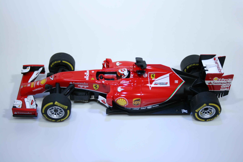 879 Ferrari F14T 2014 K Raikkonen Carrera 27497 2015 Boxed