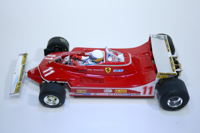 897 Ferrari 312 1979 J Scheckter SRC 02201 2015 Boxed