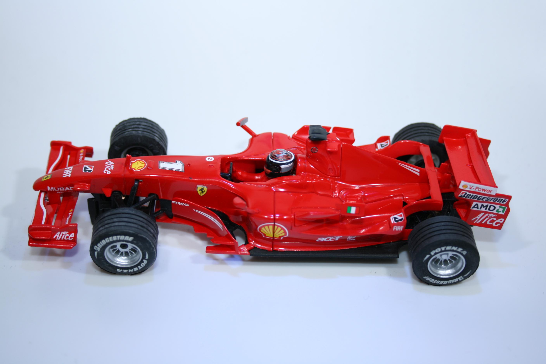 908 Ferrari F2008 2008 K Raikkonen SCX 2008 Set