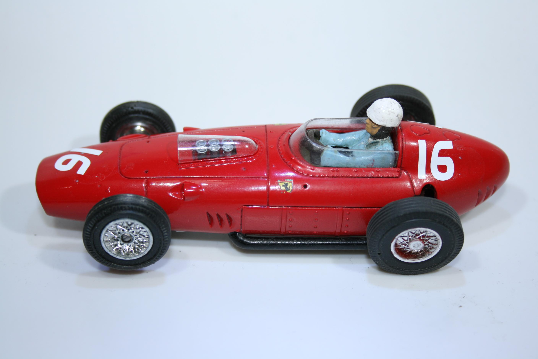 911 Ferrari 246 1958 M Hawthorn Scratch Build