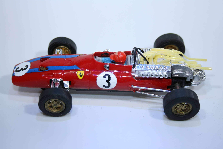 958 Ferrari 312 1967 L Bandini Carrera 40405 1971-76