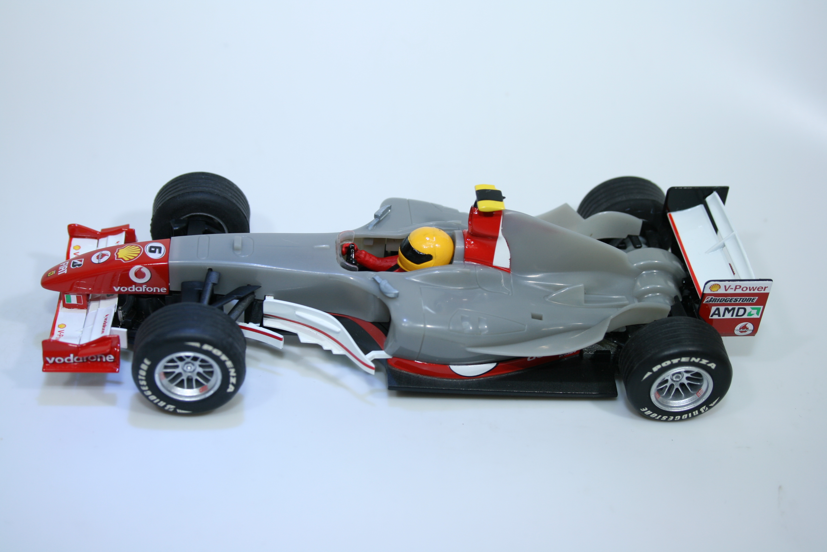 1374 Ferrari 248-f1 2006 P Massa Scalextric C2752 2007 Pre Production