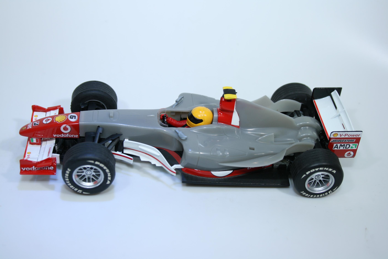 1374 Ferrari 248-f1 2006 P Massa Scalextric C2752 2007 Pre Production