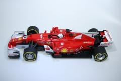 1109 Ferrari SF70H 2017 S Vettel Carrera 27575 2018 Boxed