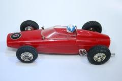 1158 Ferrari 156 1963 J Surtees Policar P50 1965 Setcar