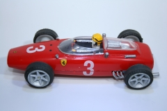12 Ferrari 158 1964 J Surtees Policar PC022 1975 Boxed
