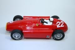 1248 Ferrari Lancia D50 1956 E Castellotti Cartrix 0016 2010 Boxed