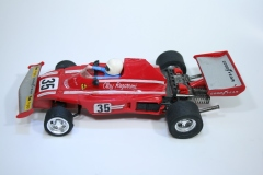 1382 Ferrari 312 B3 1974-75 C Regazzoni SCX 4052 1975 MEX