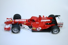 1389 Ferrari 248-F1 2006 M Schumacher Scalextric C2751 2007 Pre Production Hand Painted