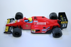 14 Ferrari F1/87 1987 M Alboreto SCX 83180 1990 Boxed