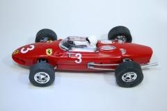1480 Ferrari 156 1961-62 P Hill Scalextric Planeta Coches Miticos