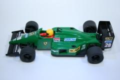 15 Ferrari F1/87 1987-88 G Berger SCX 4087 1989-92 Boxed
