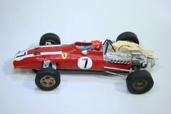 1568 Ferrari 312 1967 L Bandini Carrera 40405 1971-76