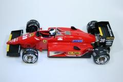 1623 Ferrari 156-85 1985 S Johnasson Ostorero ODG197 2020 Boxed