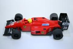 17 Ferrari F1/88 1988 G Berger EXIN C457 1989-92