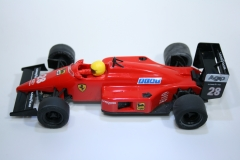 17 Ferrari F1/88 1988 G Berger SCX C457 1989-92