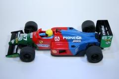 18 Ferrari F1/87 1987 G Berger EXIN 83310 1991 Boxed