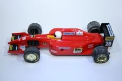20 Ferrari 643 1991 J Alesi Scalextric C490 1995