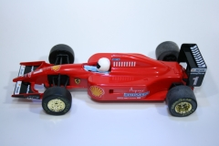 21 Ferrari F310 1996 M Schumacher Scalextric C2011 1997 Boxed