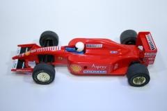 22 Ferrari F310B 1997 M Schumacher Scalextric C2108W 1998