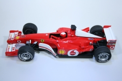 30 Ferrari F2002 2002 M Schumacher Carrera 25706 2003 Boxed