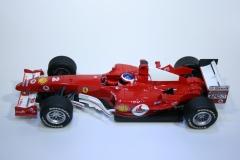 31 Ferrari F2004 2004 R Barrichello Scalextric C2677 2005 Boxed